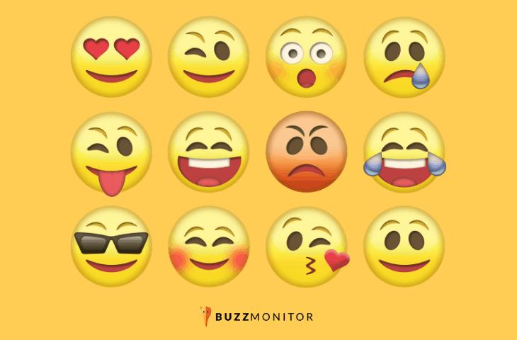 Emojis: Por que usá-los nas publicações das marcas?