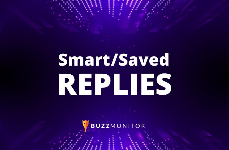 Como o Smart Replies e Saved Replies podem otimizar a produtividade do time de atendimento?