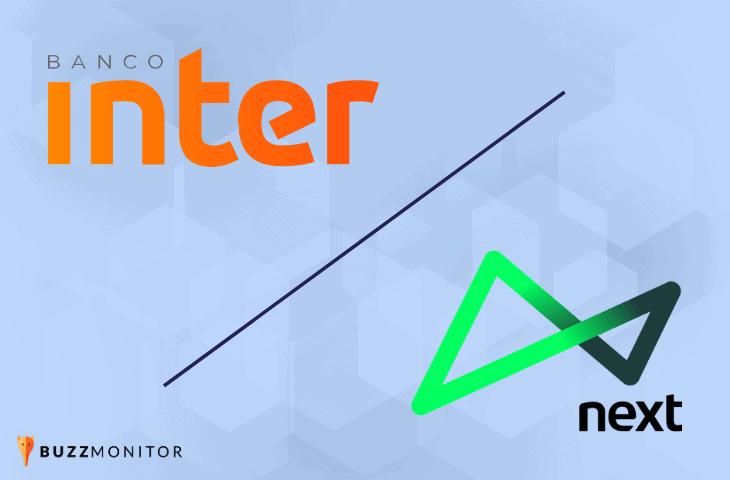 Banco Inter x Next: quem vence a batalha de métricas no Facebook?