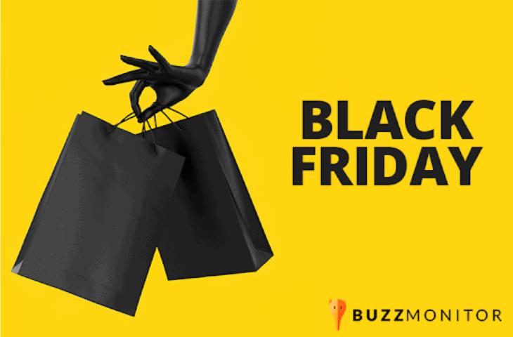 Quais as ofertas mais populares da Black Friday no Facebook?