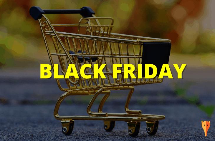 Repercussão da Black Friday no Facebook nas últimas semanas