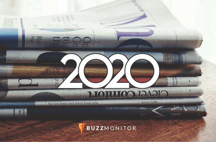 As notícias mais engajadas de 2020!