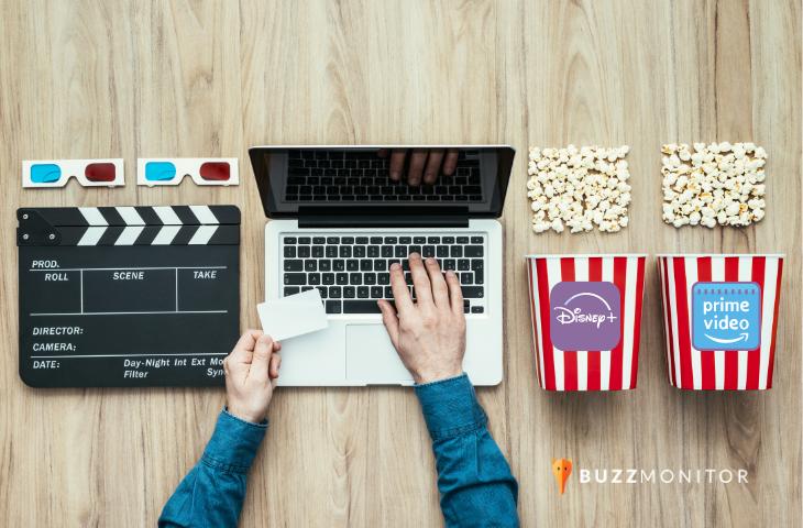 Batalha de streamings: Disney+ vs Amazon Prime Video