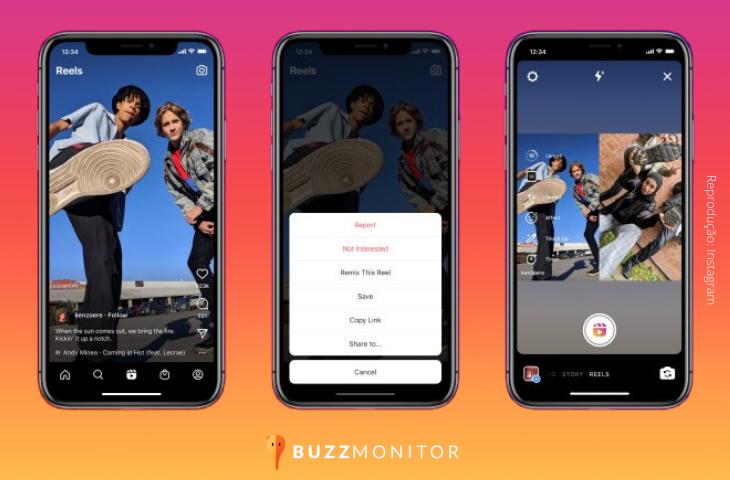 Remix do Instagram: 7 ideias para explorar o novo recurso