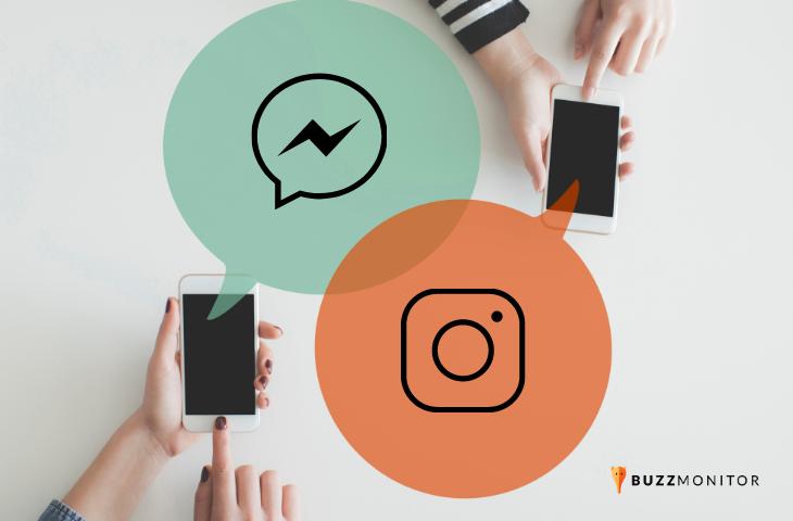 Mensagens do Instagram e Facebook integradas: tudo o que você precisa saber