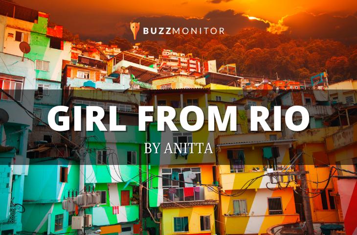 Case Anitta: A repercussão de Girl From Rio nas redes sociais