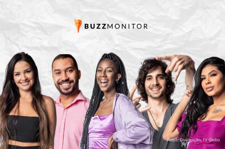 Top 5 BBB 21: qual foi o crescimento dos participantes nas redes sociais?