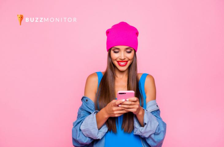 Quais são as possibilidades de monitoramento do IGTV no Buzzmonitor?