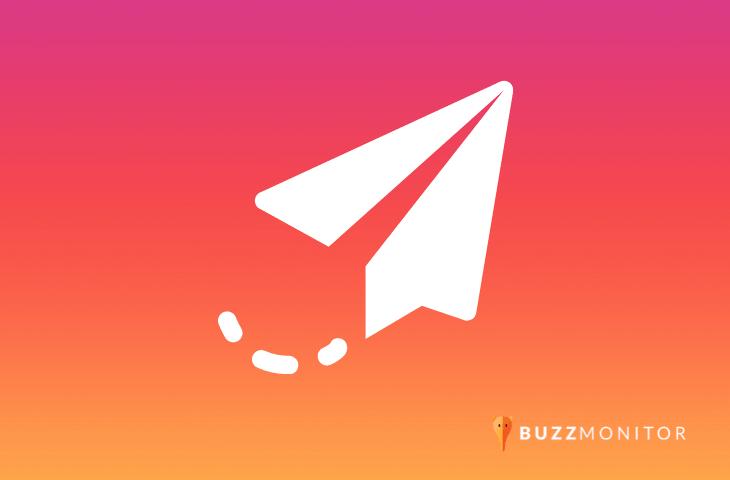 Direct no Buzzmonitor: Instagram libera API para mensagens diretas!