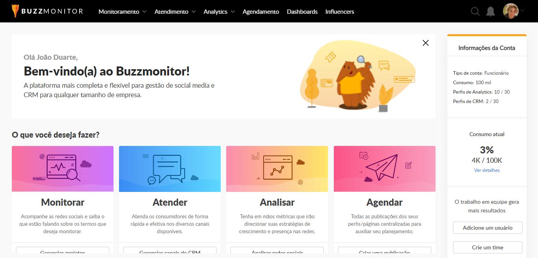 Buzzmonitor_AutenticaçãoConta