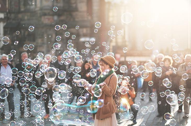 Quais os nossos dias mais felizes em redes sociais?