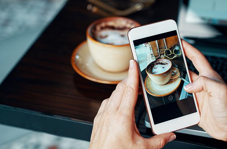 Como fazer fotos perfeitas para as redes sociais?