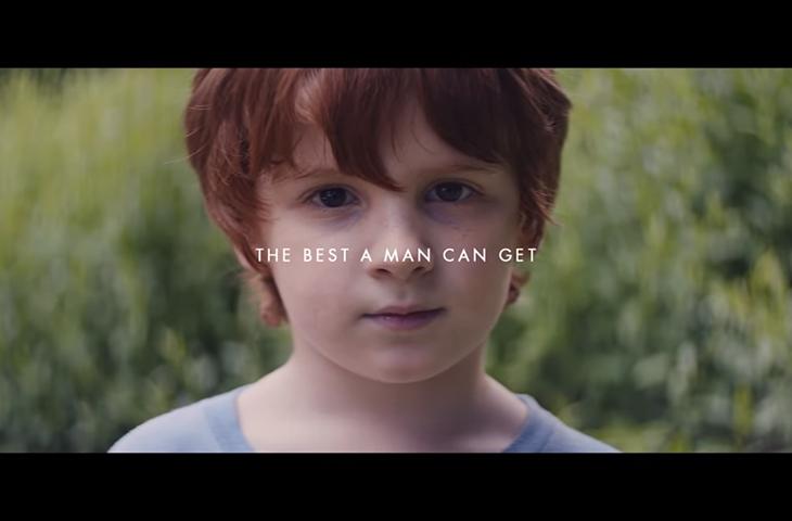 Campanha Gillette: agradou mais no Facebook e menos no YouTube