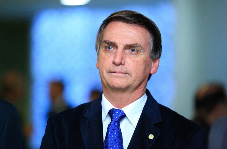 45% de todas as notícias sobre presidenciáveis no Facebook citam Jair Bolsonaro