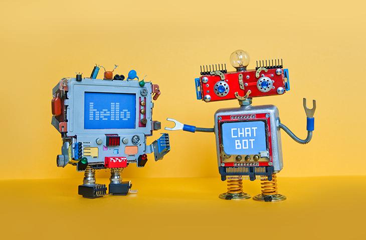 O que podemos aprender com a conversa dos bots?
