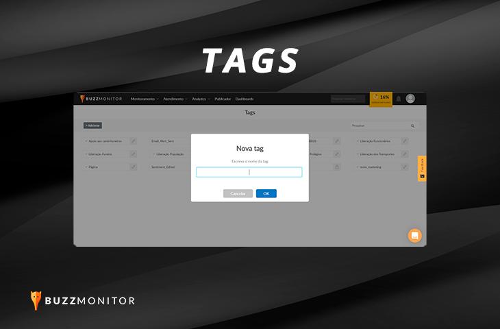 Aprenda a usar tags em relatórios de social media