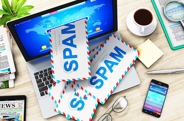 Como as redes sociais encaram o SPAM?