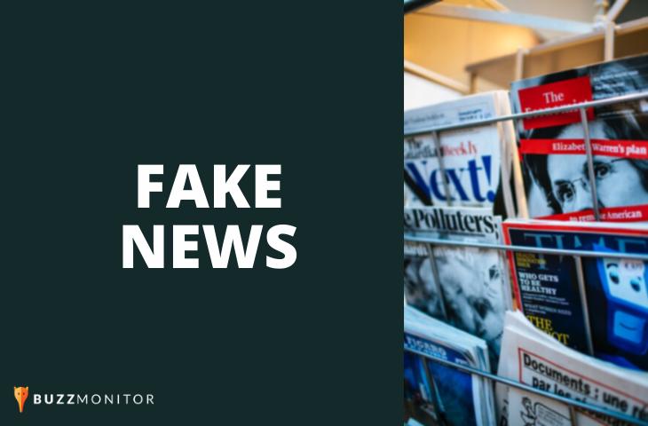 Fake News: quem reclama e qual o foco das reclamações nas principais redes sociais?
