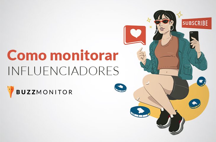 Como monitorar influenciadores em diferentes redes sociais