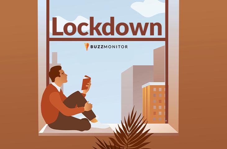 Saiba o que mais é falado com Lockdown no Twitter.