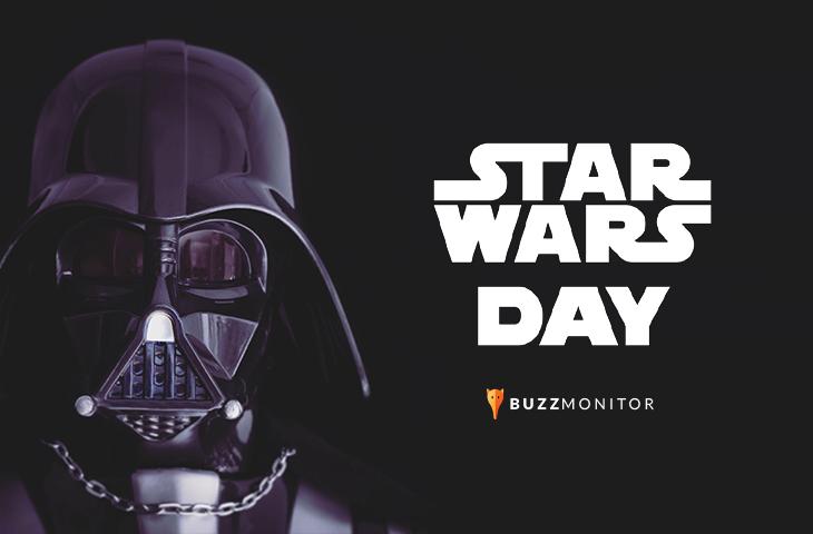 Star Wars Day – Franquia atemporal comemora mais um 4 de maio.