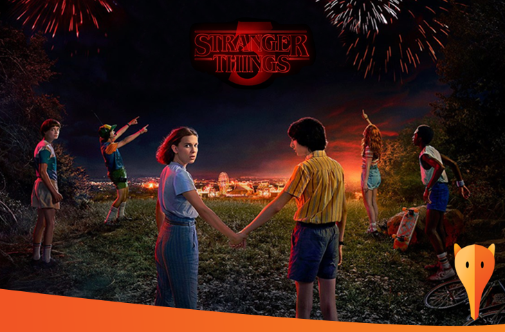 Stranger Things voltou! Monitoramos o buzz do primeiro dia
