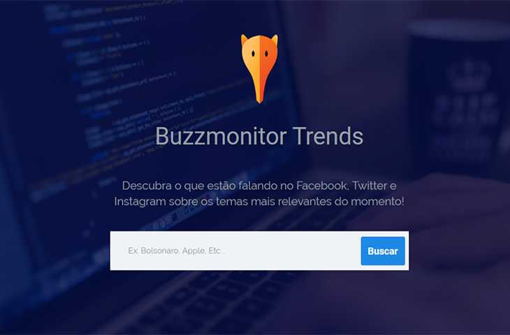 Faça buscas históricas nas redes sociais de forma simples com o Buzzmonitor Trends